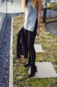 Inspiring Summer Outfits Ideas With Leggings To Try02