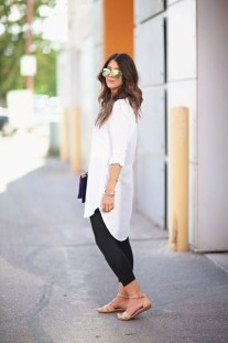 Inspiring Summer Outfits Ideas With Leggings To Try11