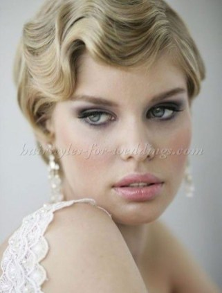 Latest Gatsby Hairstyles Ideas For Short Hair43