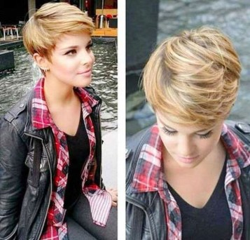 Newest Blonde Short Hair Styles Ideas For Females 201914