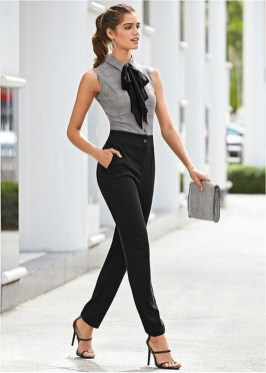 Unique Office Outfits Ideas For Career Women18