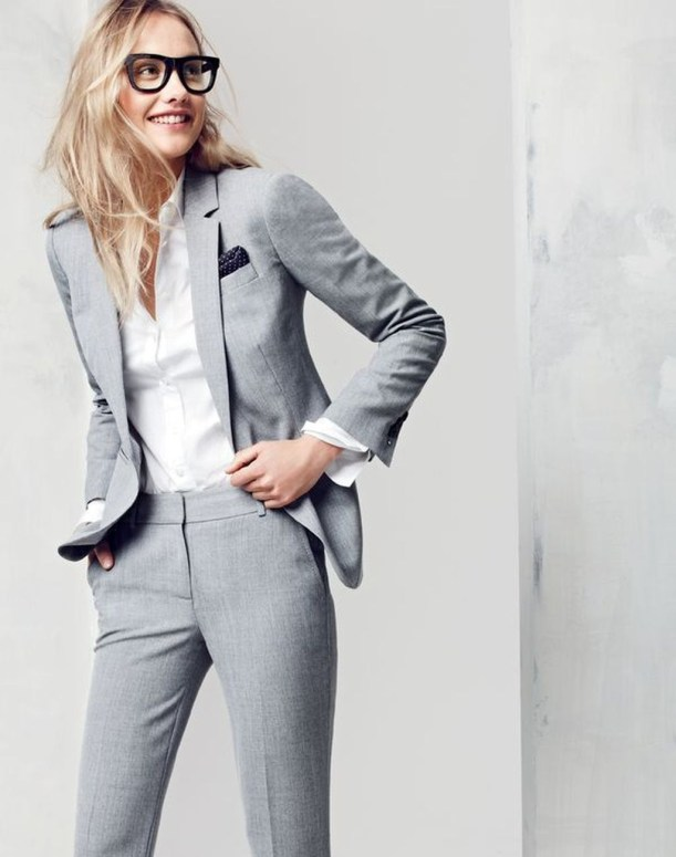 Unique Office Outfits Ideas For Career Women43