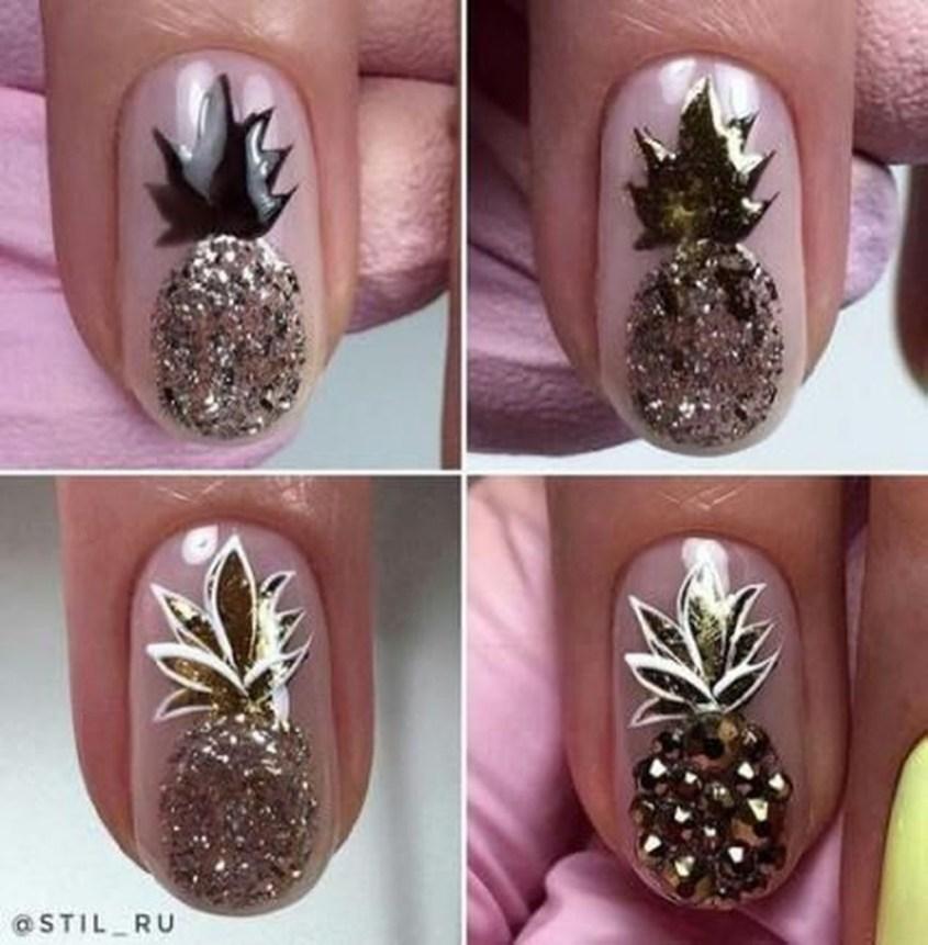 Astonishing Nail Art Tutorials Ideas Just For You01