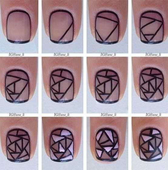 Astonishing Nail Art Tutorials Ideas Just For You35