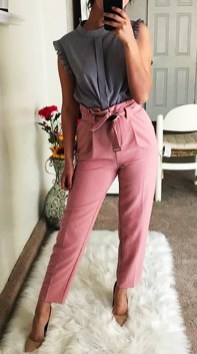 Attractive Spring And Summer Business Outfit Ideas For Women02