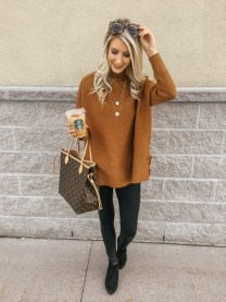 Charming Outfit Ideas That Perfect For Fall To Try03