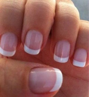 Cute French Manicure Designs Ideas To Try This Season21