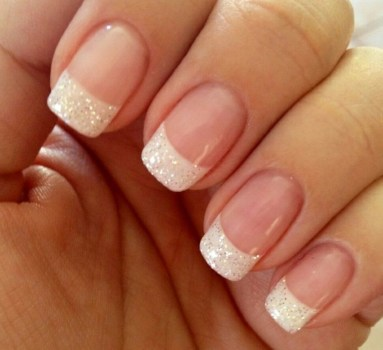 Cute French Manicure Designs Ideas To Try This Season34
