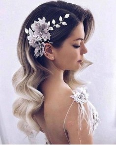 Elegant Wedding Hairstyle Ideas For Brides To Try13