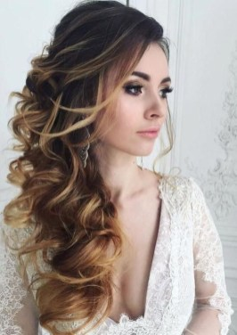 Elegant Wedding Hairstyle Ideas For Brides To Try15