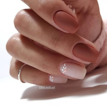 Fashionable Pink And White Nails Designs Ideas You Wish To Try12