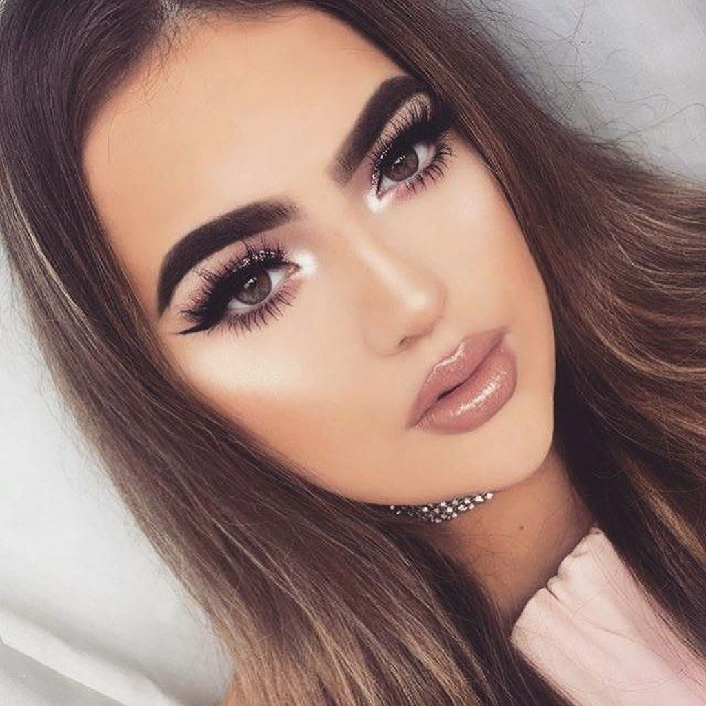Magnificient Makeup Ideas For Beginner To Try This Year09