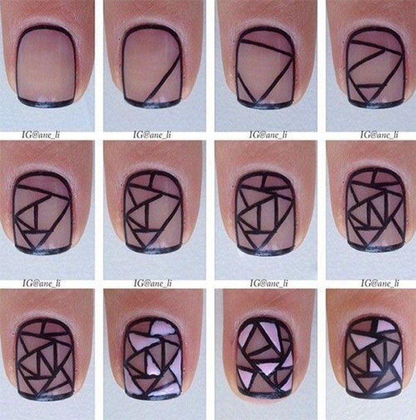 Outstanding Nail Art Tutorials Ideas That Youll Love33