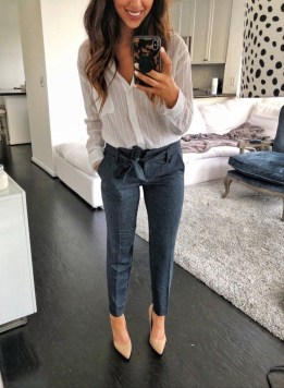 Pretty Work Outfits Ideas To Achieve A Career In 201922