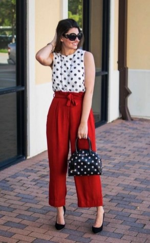 Pretty Work Outfits Ideas To Achieve A Career In 201925
