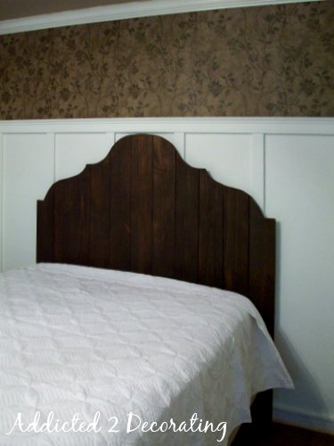 Free Woodworking Plans Bed Headboard