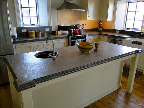 A Primer On Concrete Countertops Precast Vs Pour In Place