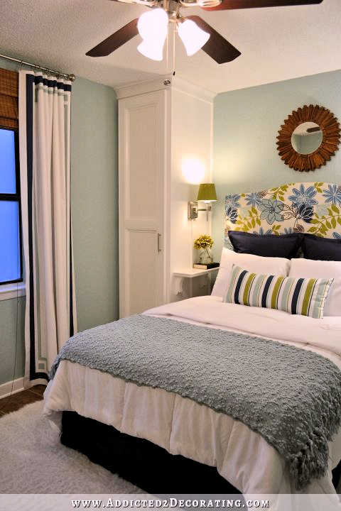 Small Condo, Small Budget Bedroom Makeover - Before & After on Makeup Bedroom  id=89263
