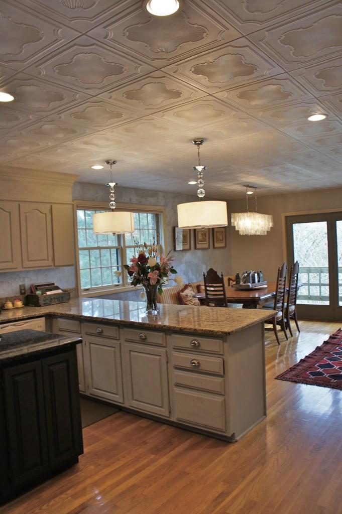 Ceiling Decorating Ideas Decorative Tiles Kitchen