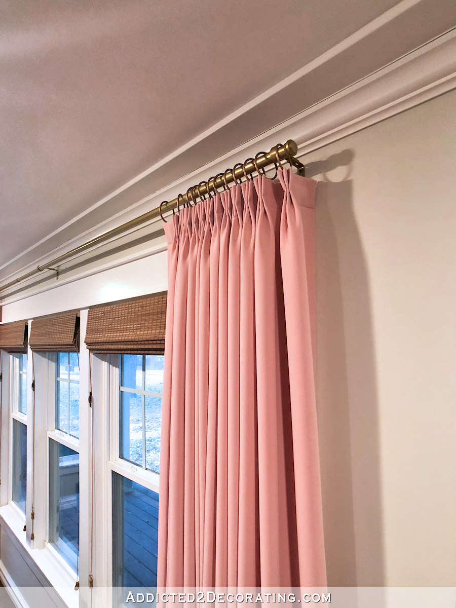 Pink Living Room Curtains Addicted 2 Decorating
