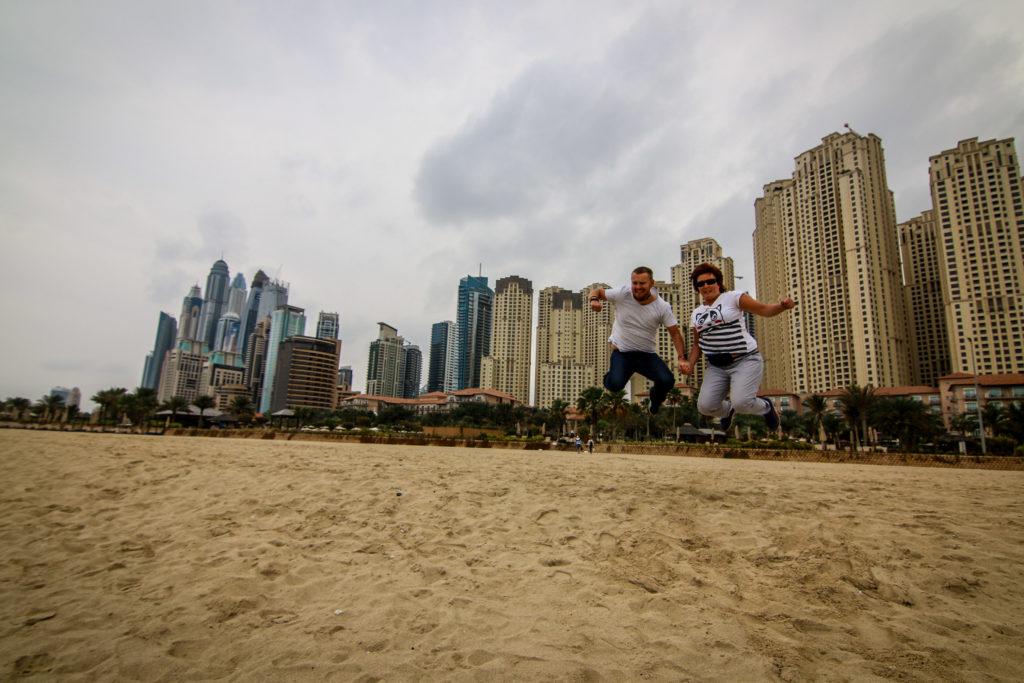Dubaj_atrakcje_JBR_plaza