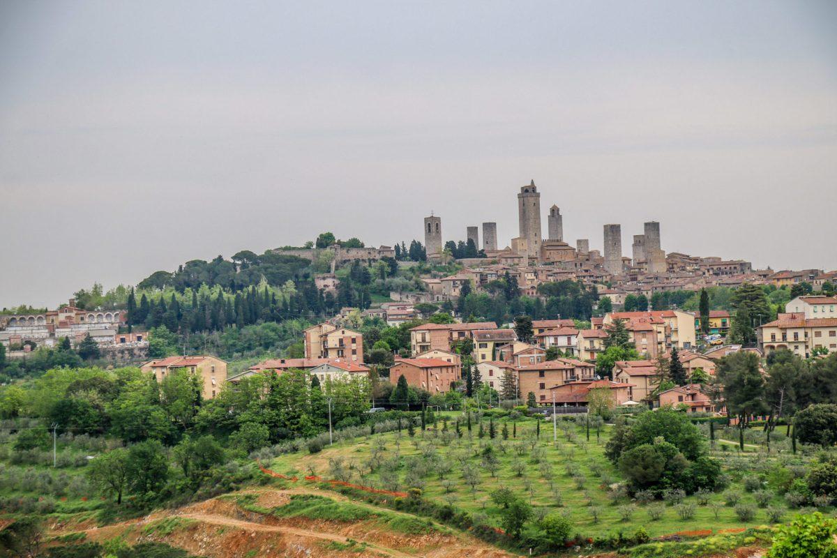Toskania_atrakcje_sangimignano
