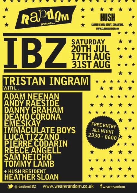 Tristan Ingram