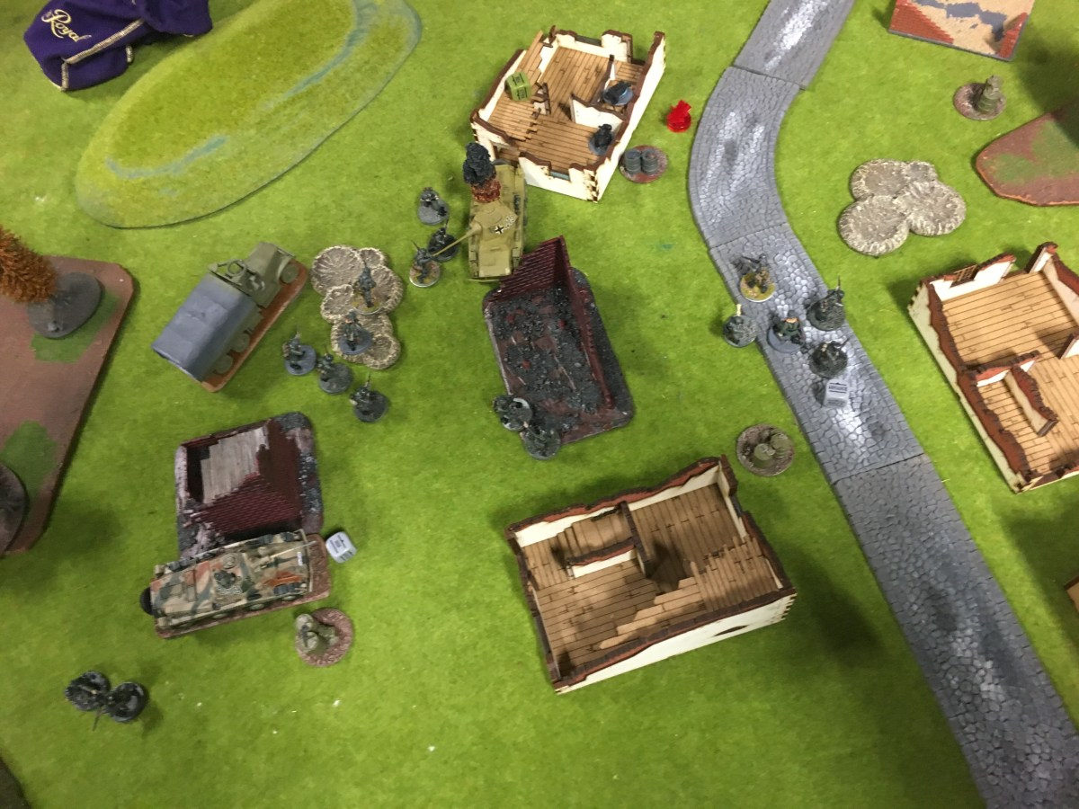 Bolt Action: Key Positions.