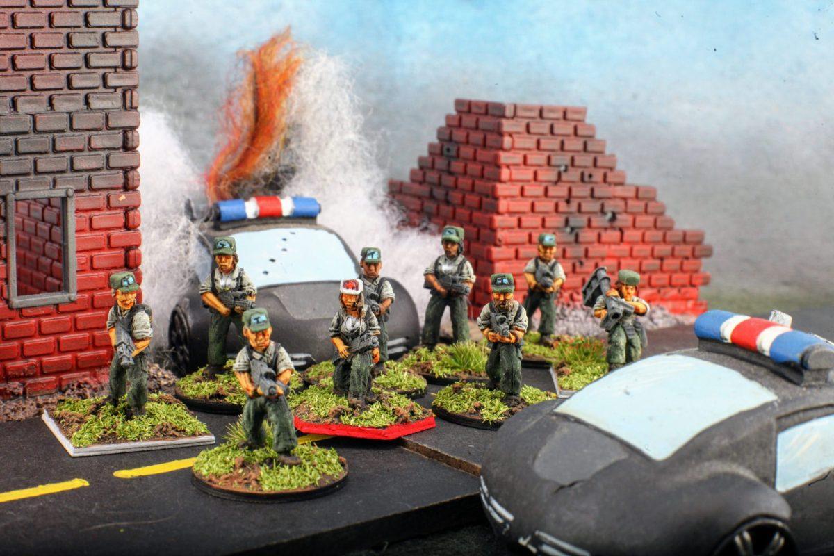 GZG 25mm Colonial Militia.