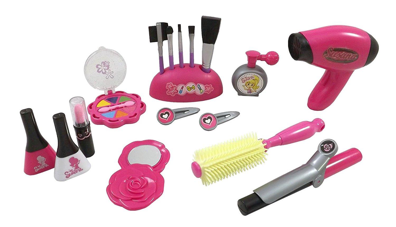 Beauty Salon Play Set For 13 94