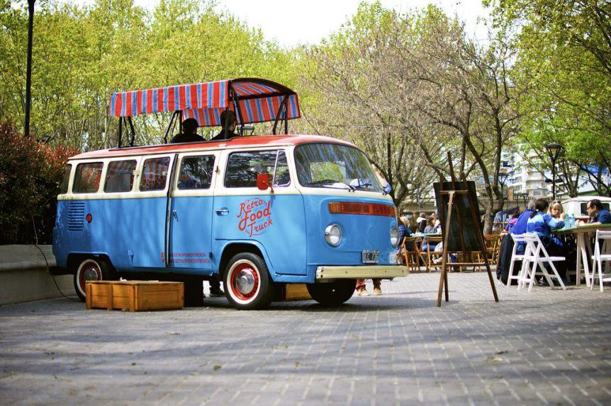 Concept Food truck