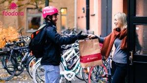 livraison domicile foodora