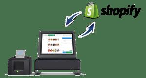 Module de caisse Shopify