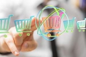 commerce en ligne et boutique physique