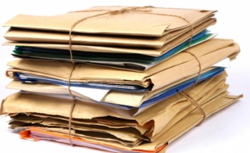 Combien De Temps Conserver Papier Administratif