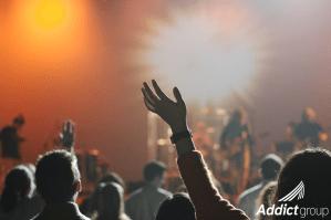 Gérer l'encaissement pendant un festival