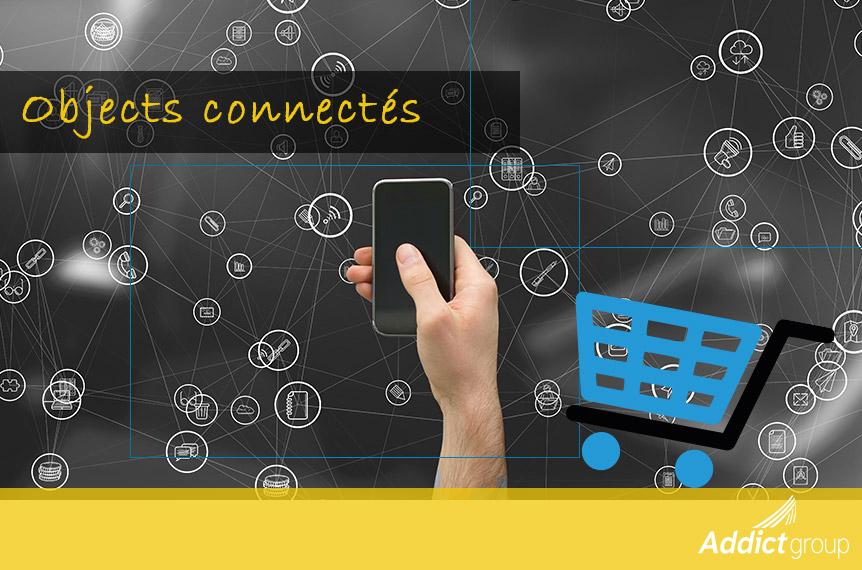 Commerce les objets connectés