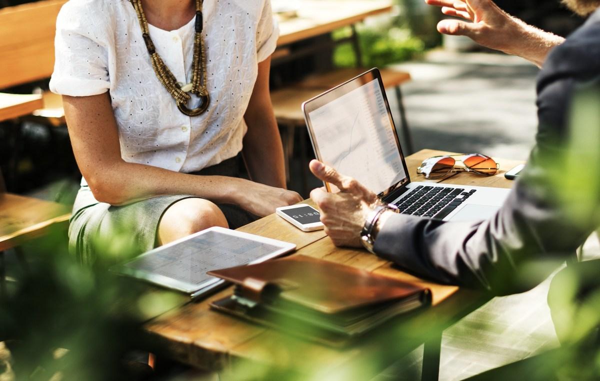 communication de start-up