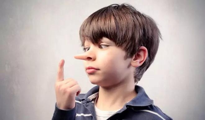 خطوات التخلص من الكذب عند الأطفال