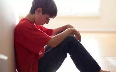 هل الأطفال يصابون بالاكتئاب كالبالغين