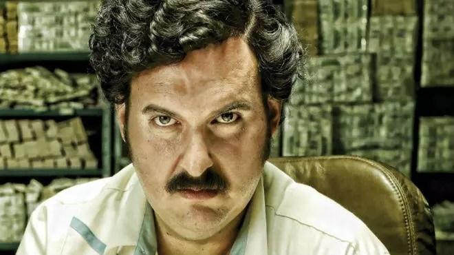الكوكايين صنع أخطر مجرم في العالم ( بابلو اسكوبار )