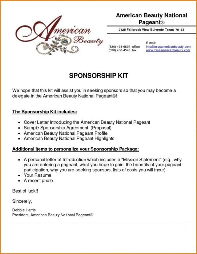 music event proposal sample pdf