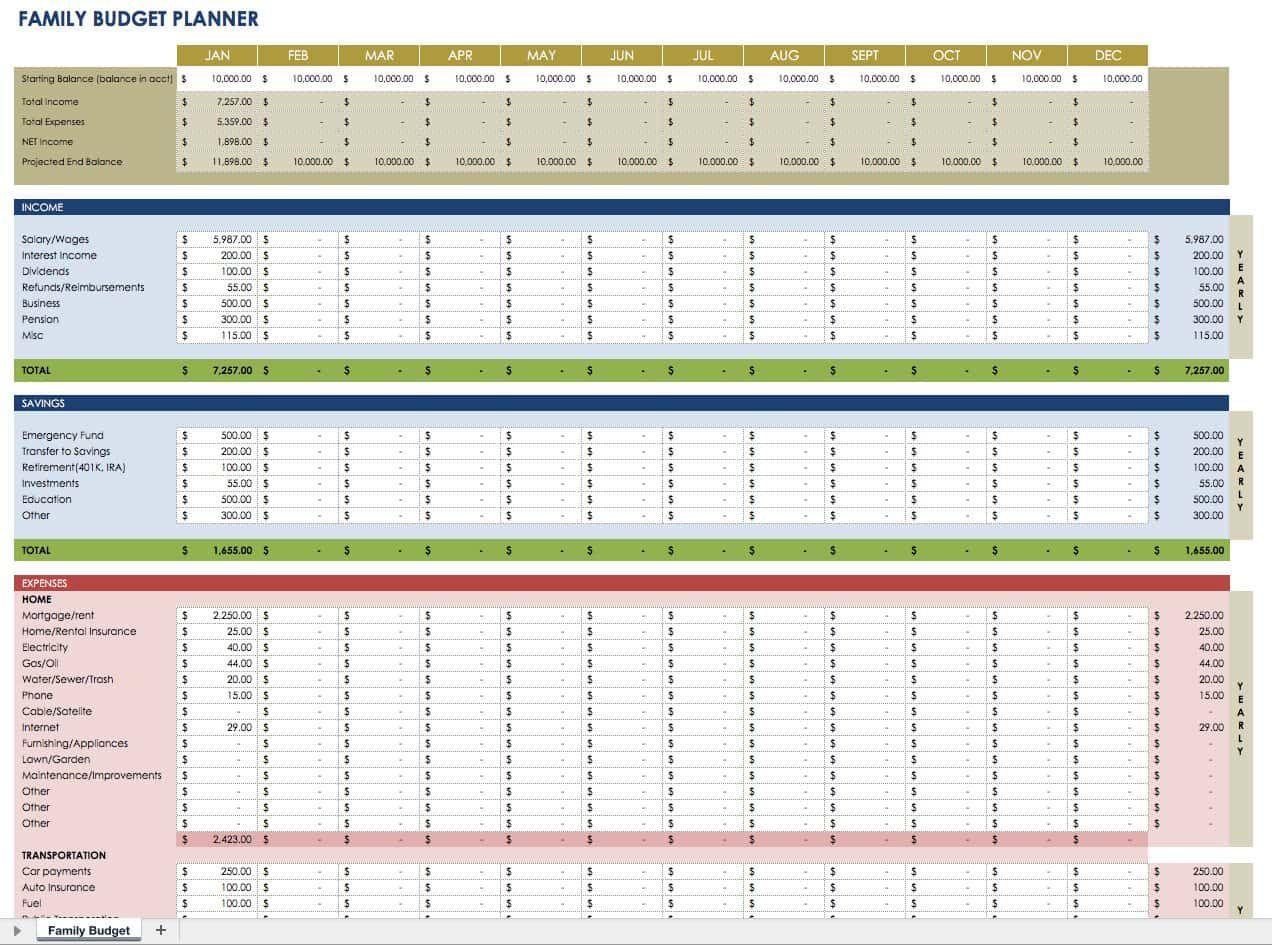 Estate Planning Worksheet Template Addictionary