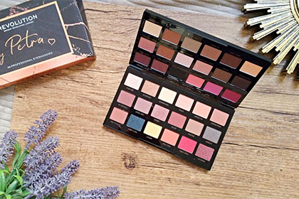 palettes makeup revolution