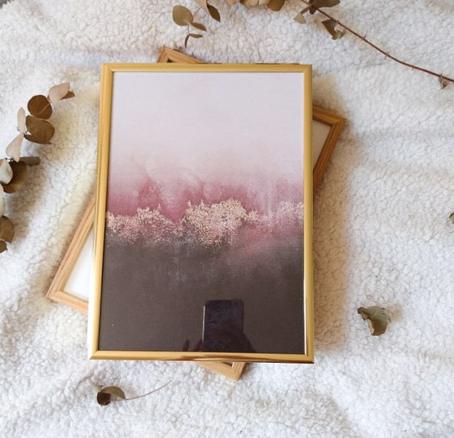 Pink sky Poster Store