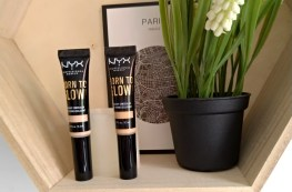 born to glow correcteur nyx