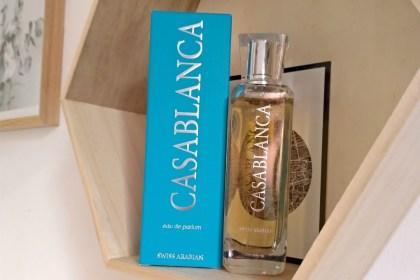 Casablanca swiss Arabian parfum