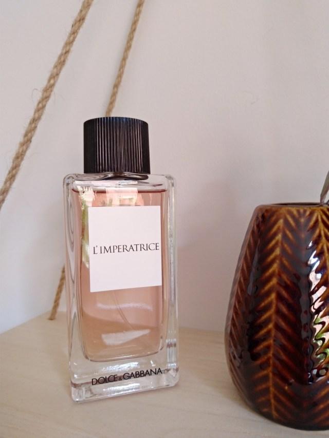 L'impératrice Dolce and Gabbana parfum