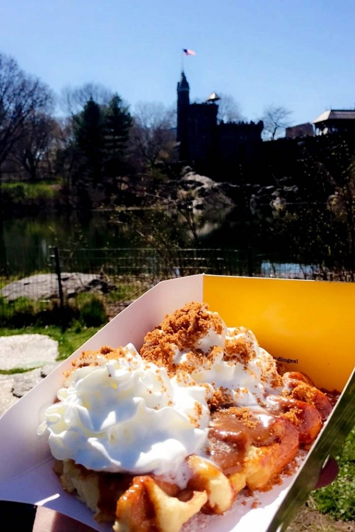 Waffle Belvedere Castle