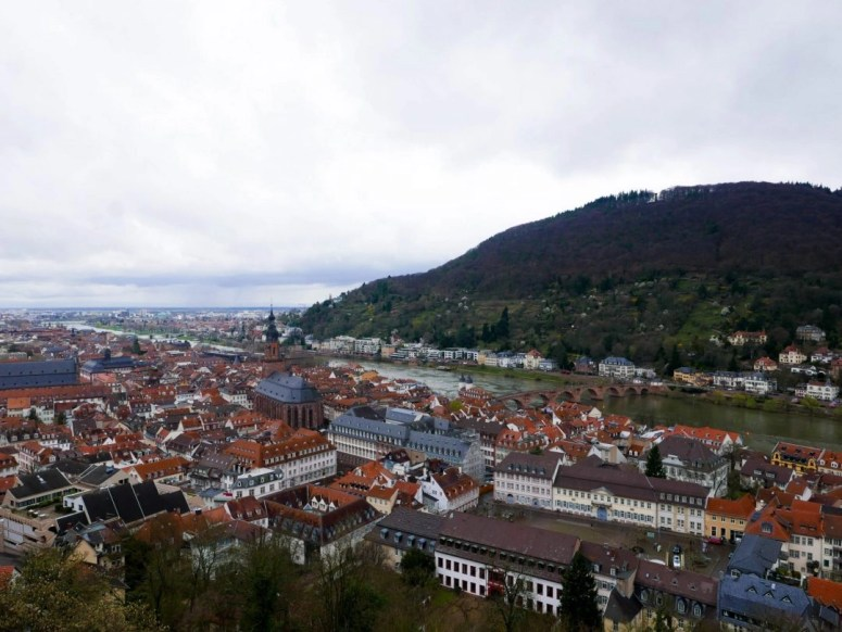 A Spontaneous Trip to Heidelberg